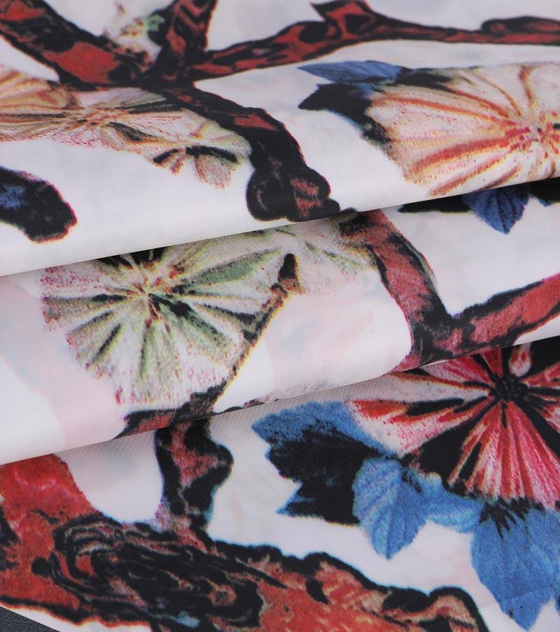ART.N-2917D Digital Printing Fabric  new fashion polyester