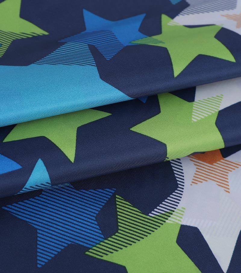 ART.N-2917D Digital Printing Fabric Fashion Popular