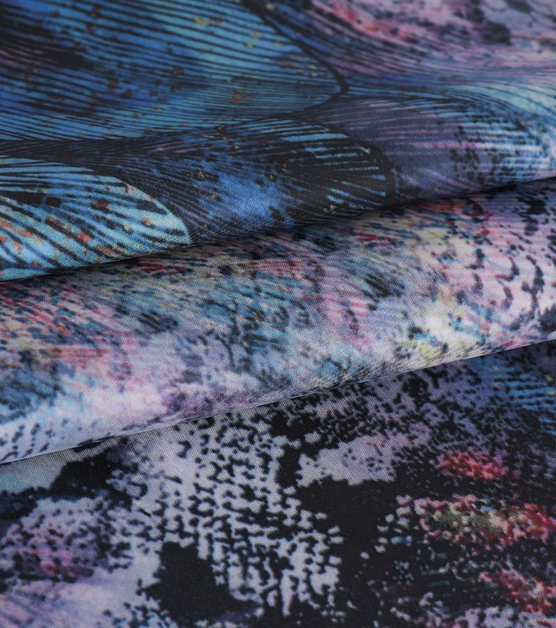 ART.N-2917D Digital Printing Fabric new design